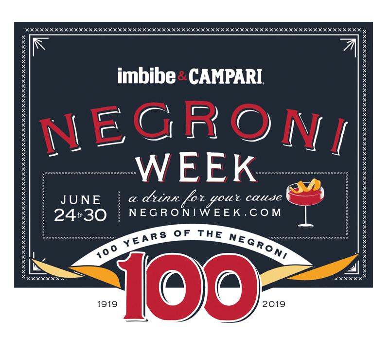 Negroni Week 2019